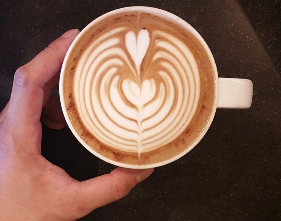 Coffee Milk Design Art