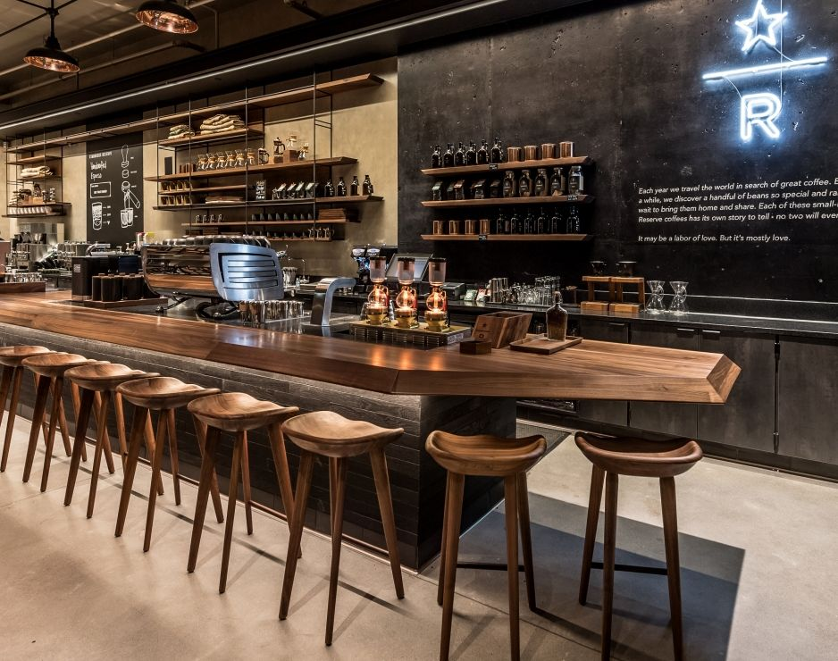 Starbucks Reserve Coffees Showcased In New Atlanta Store